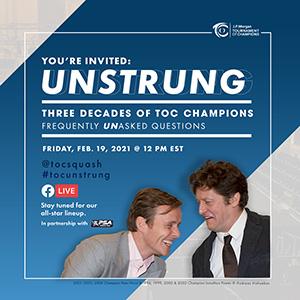 Unstrung - Three Decades of ToC Champions