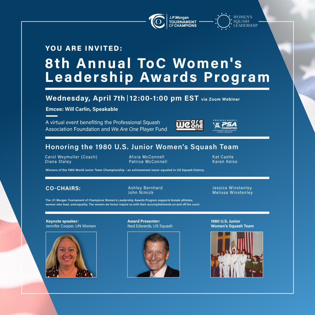 J.P. Morgan ToC's Women's Leadership Program Goes Virtual for 2021